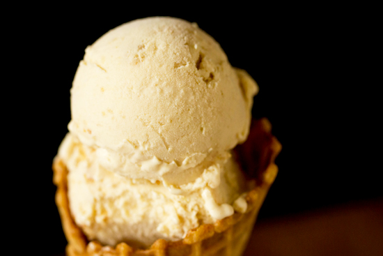 Apple Pie Ice Cream | Brown Eyed Baker
