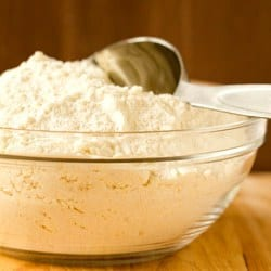DIY: Homemade Yellow Cake Batter Mix