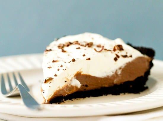 Chocolate Cream Pie Recipe