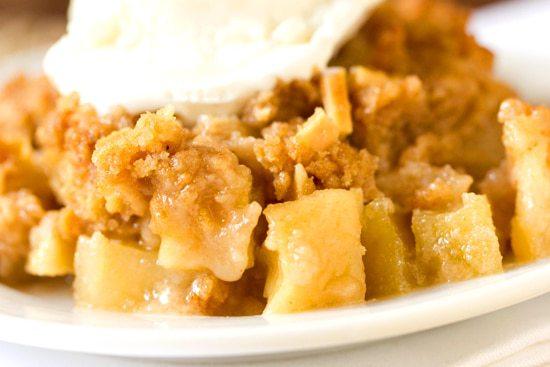 almond topping apple crisp apple crisp apple crisp apple crisp apple ...