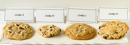 Chewy chocolate chip cookies shortening recipes