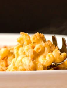 Butternut Squash & Bacon Mac n' Cheese