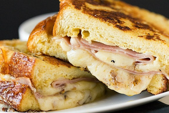 Monte Cristo Sandwich | Brown Eyed Baker