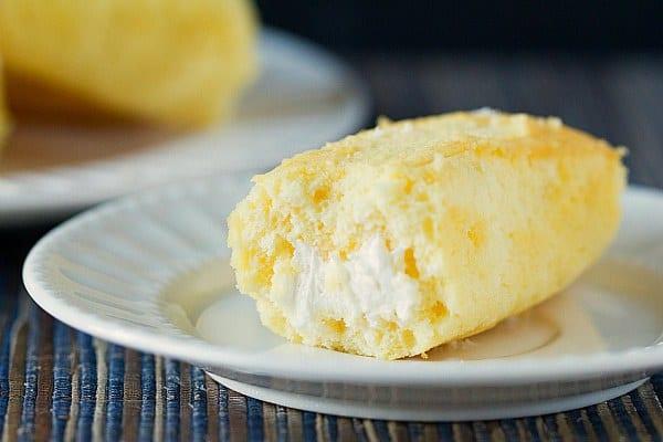 DIY: Homemade Twinkies Recipe