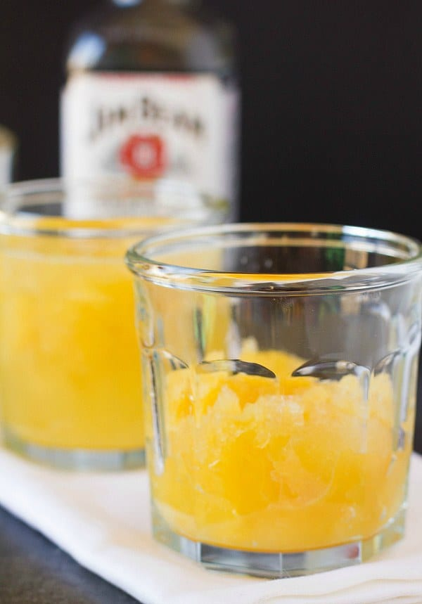 Bourbon Slush Recipe — Dishmaps