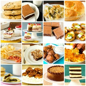 The Best of Brown Eyed Baker in 2012: 20 of My Favorite Recipes