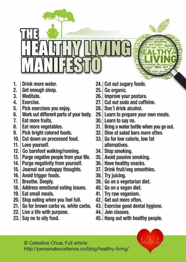 healthy-living-manifesto