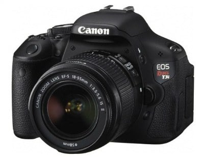 Canon T3i dSLR Camera