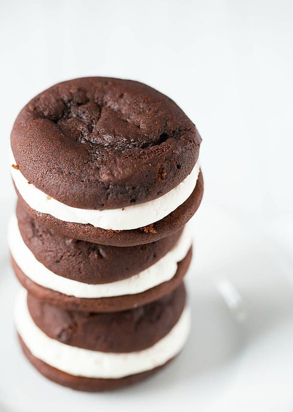 Gobs (a.k.a. Chocolate Whoopie Pies)