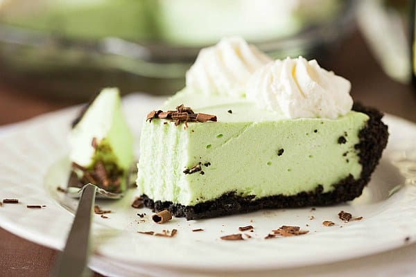 Grasshopper Pie Recipe — Dishmaps