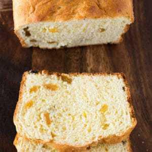 Paska Bread Ukrainian Or Polish Easter Bread Brown