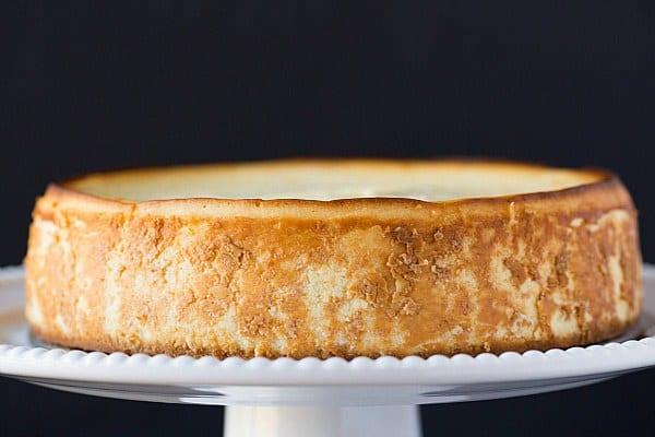 New York-Style Cheesecake Recipe