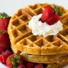 Classic Buttermilk Waffles