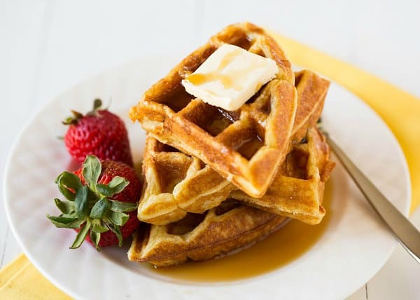 Buttermilk Waffles Recipe