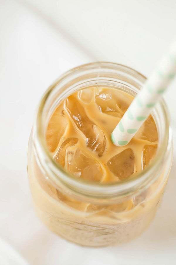 DIY: Homemade Iced Coffee