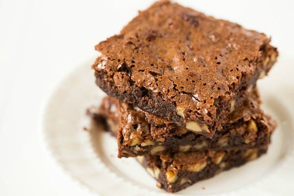 of Katharine Hepburn's birthday, treat yourself to some brownies ...
