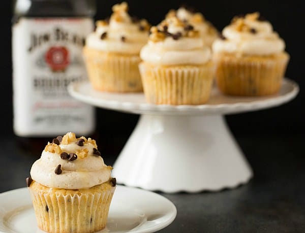 Kentucky derbie pie cupcakes
