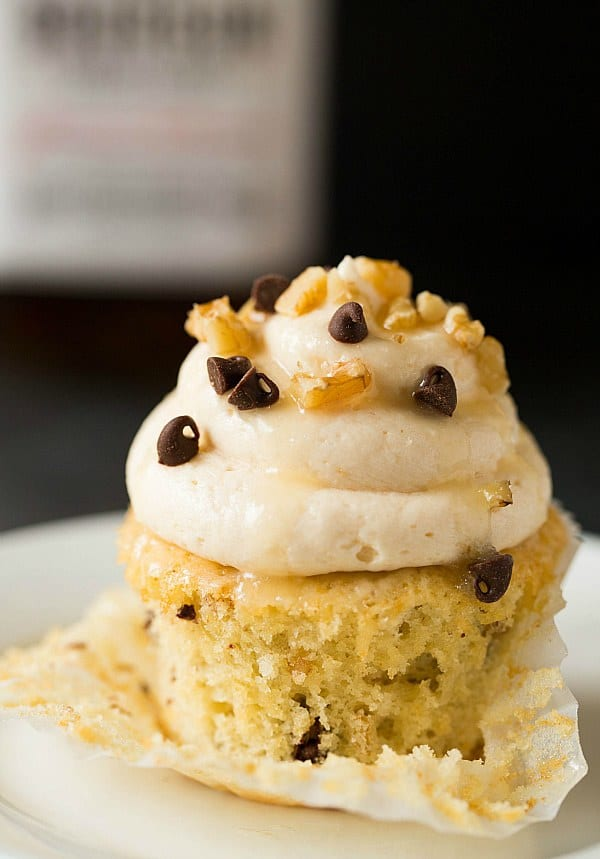 Kentucky Derby Pie Cupcakes Brown Eyed Baker