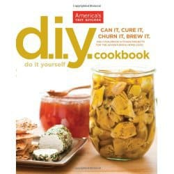 The America's Test Kitchen DIY Cookbook