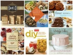 7 of My New Favorite Cookbooks