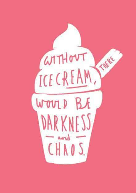 Ice Cream FTW