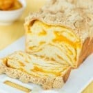 Apricot Cream Cheese Babka