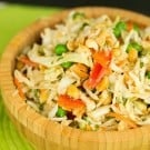 Thai Peanut Cabbage S
