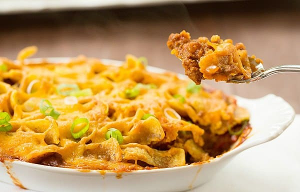Fritos Chips Recipes Frito Pie Recipe by