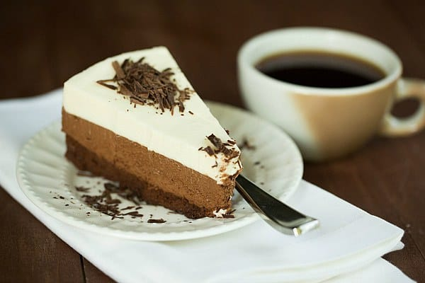 Triple Chocolate Mousse Cake Recipe | Brown Eyed Baker