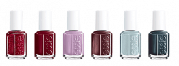 Essie Winter 2013 Colors