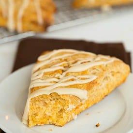 Sweet Potato Scones | Thanksgiving Recipes