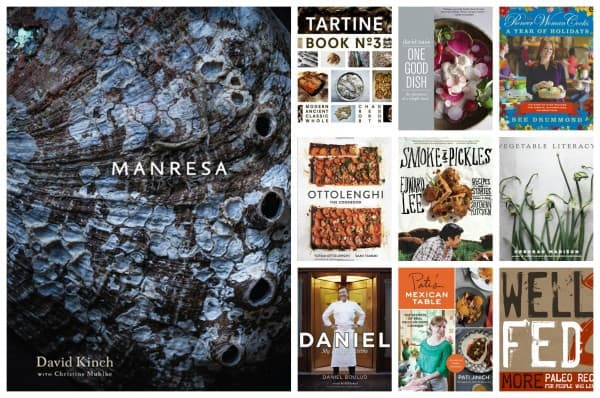 Amazon Best Cookbooks of 2013