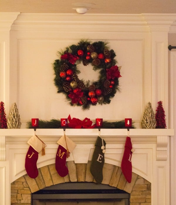Stockings are hung!
