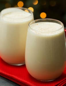 Old-Fashioned Eggnog