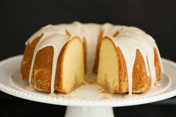 Rum Cake Frosting