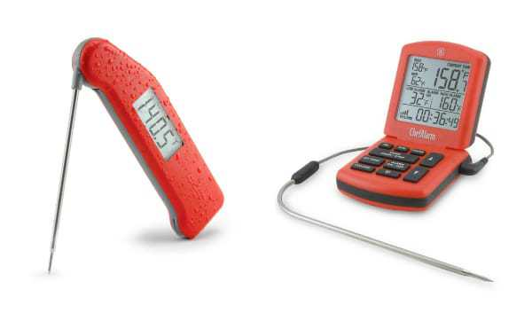 Enter to win a Thermapen and ChefAlarm on @browneyedbaker :: www.browneyedbaker.com