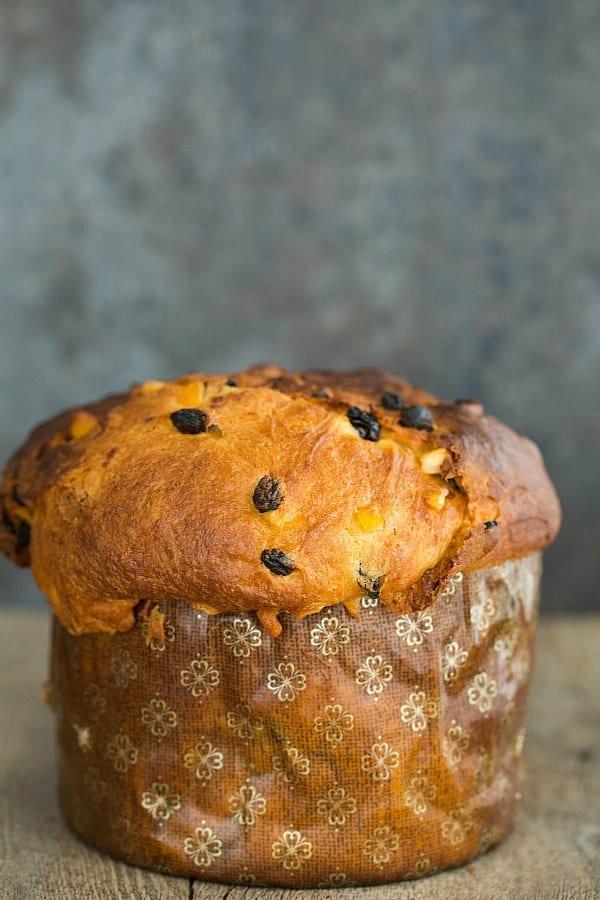 Panettone [Italian Christmas Bread] by @browneyedbaker :: www ...