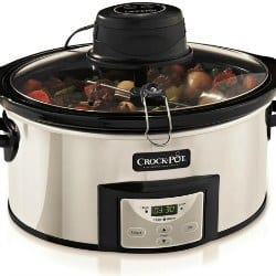 GIVEAWAY: Crock-Pot Digital Slow Cooker! (winner announced)