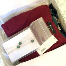 January 2014 Stitch Fix Review