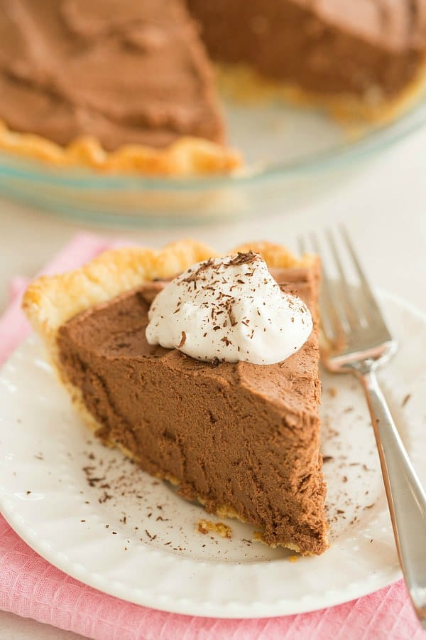 ... french silk pie with french silk pie chocolate french silk pie 1