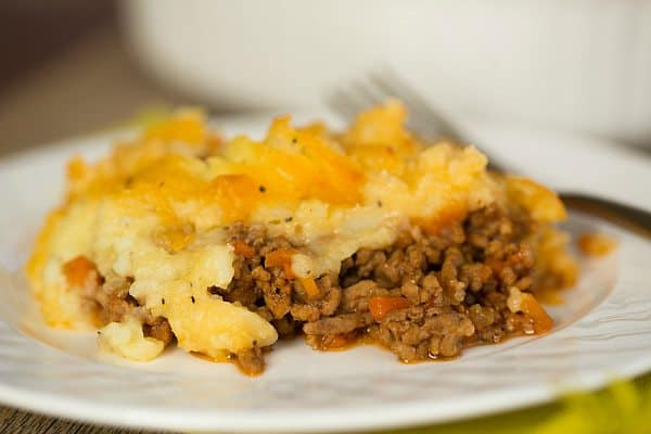 Shepherd's Pie | browneyedbaker.com #recipe #StPatricksDay