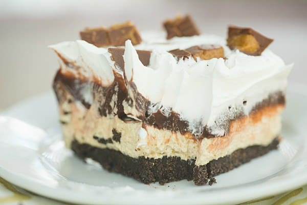 Chocolate Peanut-Butter Icebox Cake Recipes — Dishmaps