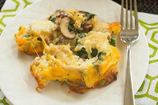 bacon mushroom skillet 4 bacon mushroom breakfast photo bacon mushroom ...