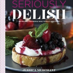 Seriously Delish cookbook giveaway!