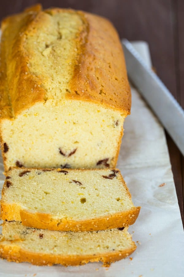 Cranberry Orange Bread - More crumb cake than bread, this is a perfect ...
