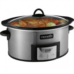 Enter to win a Crock-Pot® 6-Quart Slow Cooker with Stovetop-Safe Cooking Pot!   browneyedbaker.com #giveaway