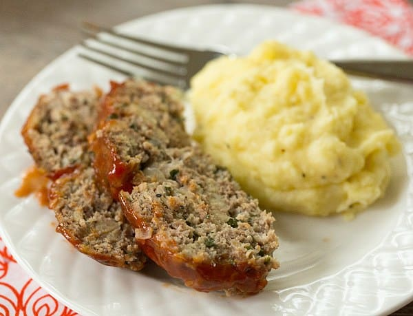 My Favorite Meatloaf Recipe | browneyedbaker.com #recipe