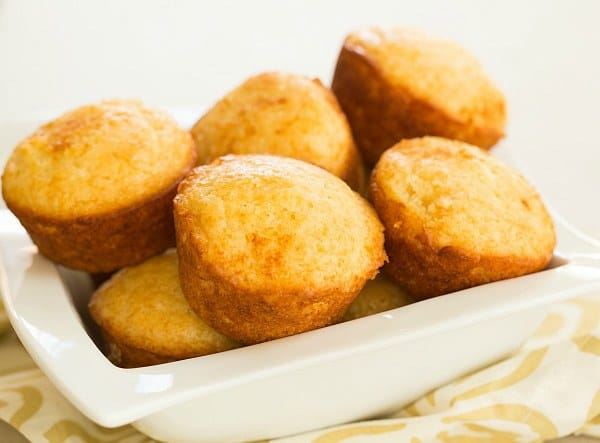 Honey Muffins - Perfect for breakfast, brunch or to serve in place of dinner rolls! | browneyedbaker.com