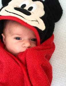Joseph David - 7 weeks old   browneyedbaker.com