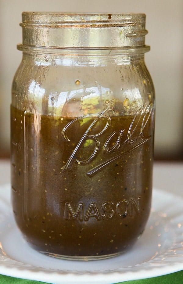 Honey-Balsamic Vinaigrette Recipe